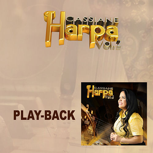 Harpa Vol.2 - Playback by Cassiane