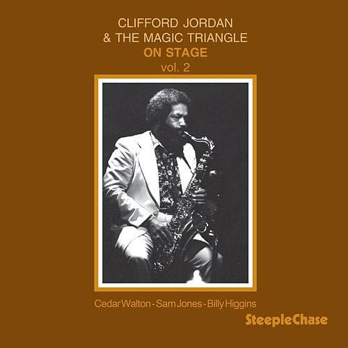 On Stage, Vol. 2 (Live) by Clifford Jordan