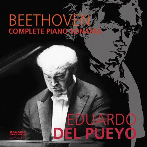 Beethoven: Complete Piano Sonatas de Eduardo del Pueyo