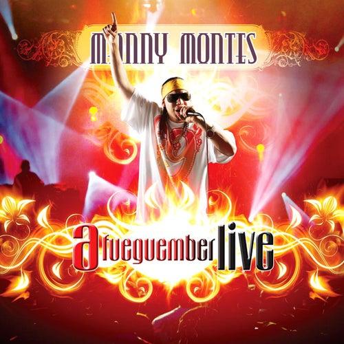 Afueguember Live de Manny Montes