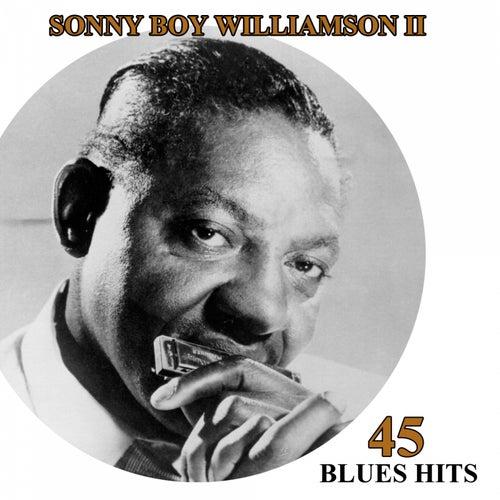 45 Blues Hits de Sonny Boy Williamson II