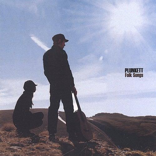 Folk Songs by Plunkett