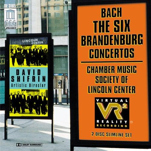 BACH, J.S.: Brandenburg Concertos Nos. 1-6 (Lincoln Center Chamber Music Society) by David Shifrin