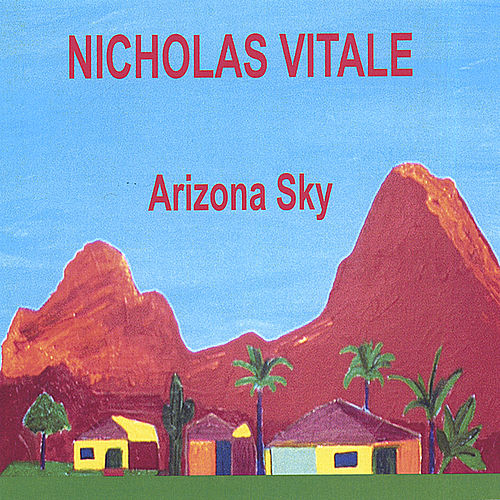 Arizona Sky by Nicholas Vitale