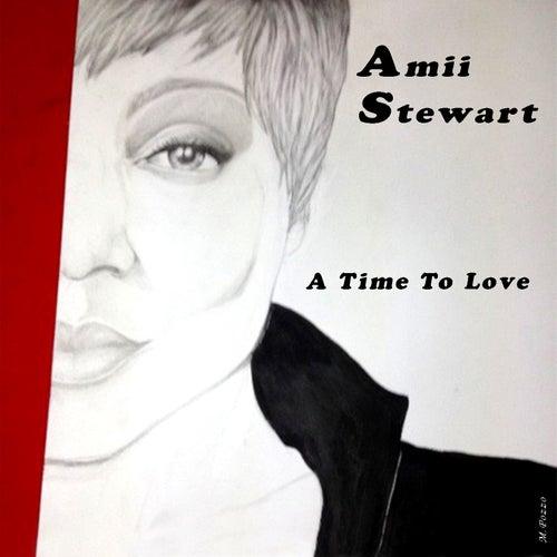 A Time to Love de Amii Stewart
