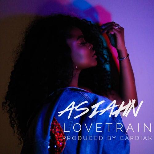 Love Train van Asiahn