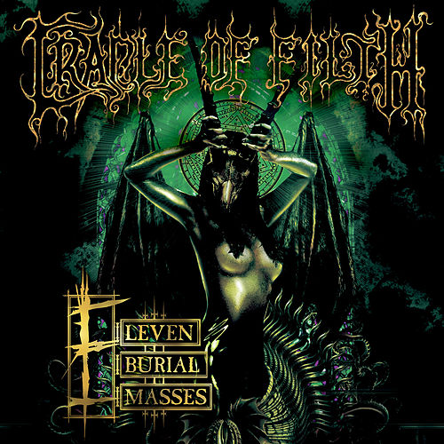 11 Burial Masses de Cradle of Filth