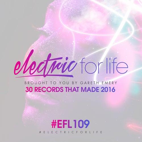 Electric For Life Episode 109 de Various Artists