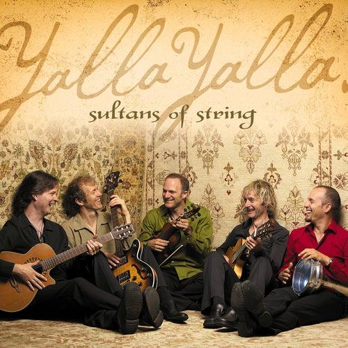 Yalla Yalla! de Sultans of String
