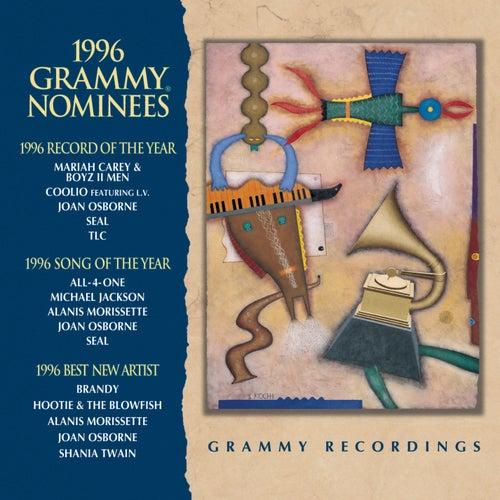 1996 Grammy Nominees de Various Artists