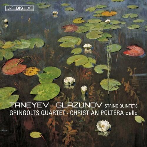 Taneyev & Glazunov: String Quintets de Gringolts Quartet