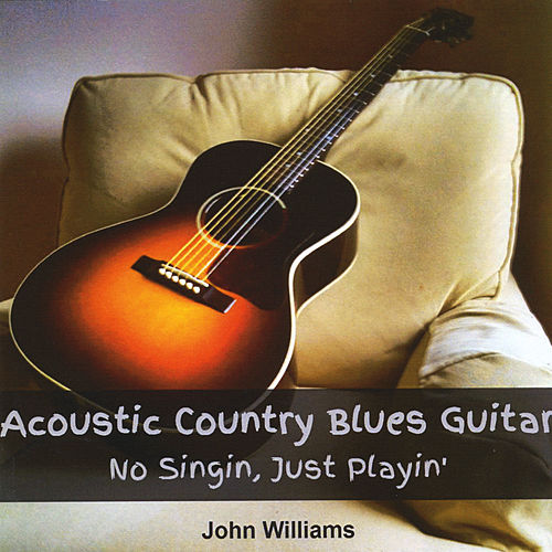 Acoustic Country Blues Guitar - No Singin, Just Playin' by John Williams (2)