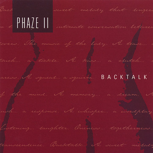 Backtalk by Phaze Ii