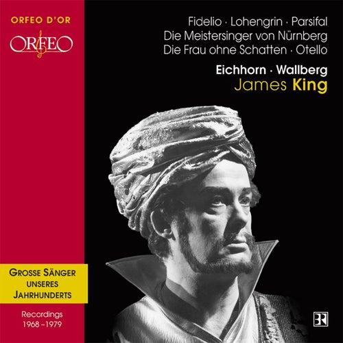 Beethoven, Wagner, Strauss & Verdi: Vocal Works de James King