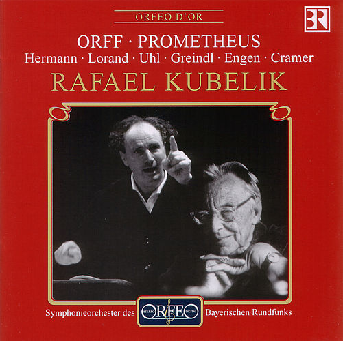 Orff: Prometheus by Roland Hermann