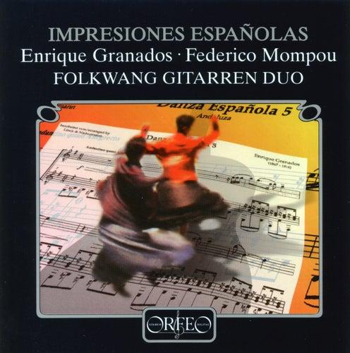 Impressiones Españolas by Folkwang Gitarren Duo
