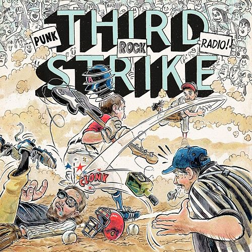 Punk Rock Radio! de Third Strike