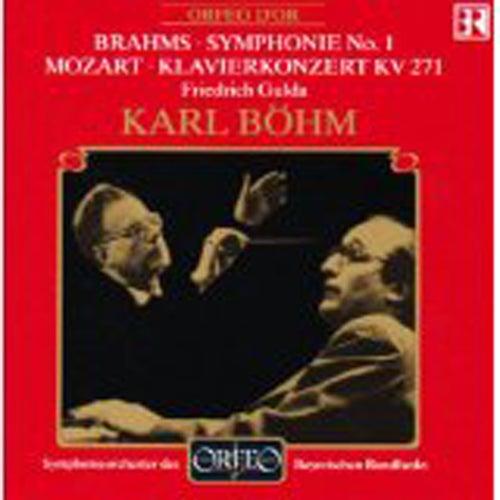 Brahms: Symphony No. 1 - Mozart: Piano Concerto No. 9 by Various Artists