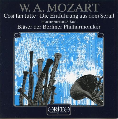 Mozart: Cosi fan tutte, K. 588 & Die Entführung aus dem Serail, K. 384 de Berliner Philharmoniker