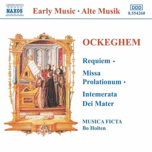 Requiem / Missa Prolationum by Johannes Ockeghem