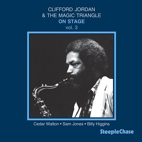 On Stage, Vol. 3 (Live) by Clifford Jordan