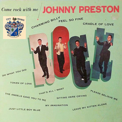 Come Rock with Me de Johnny Preston