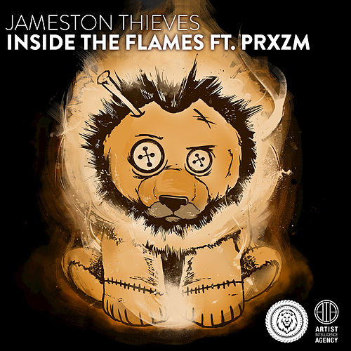 Inside the Flames - Single by Jameston Thieves