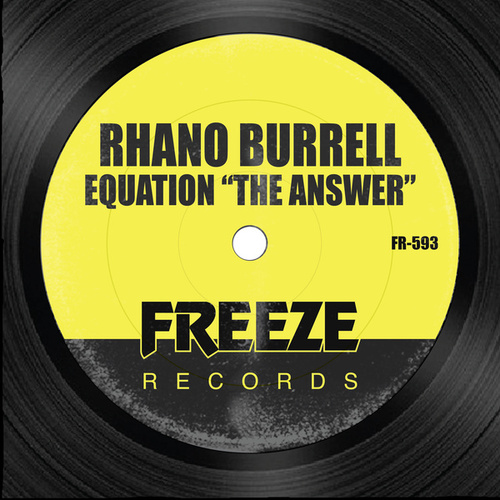 Equation 'The Answer' by Rhano Burrell