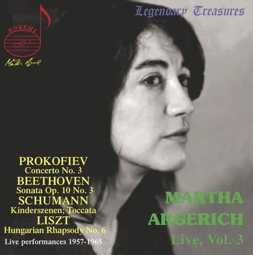 Martha Argerich Live, Vol. 3 von Martha Argerich
