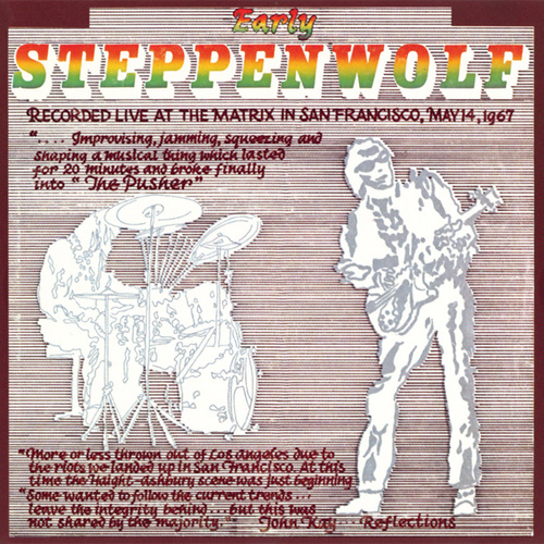 Early Steppenwolf by Steppenwolf