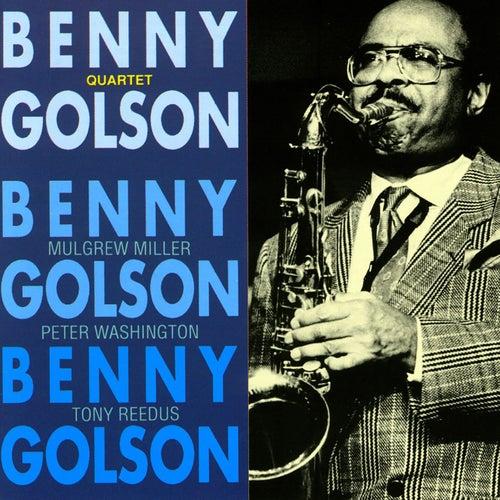 Live (feat. Mulgrew Miller, Peter Washington & Tony Reedus) by Benny Golson