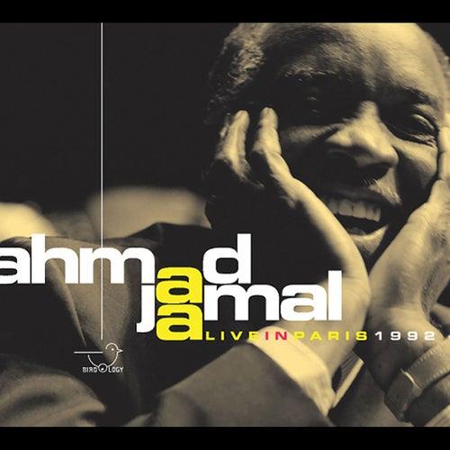 Live in Paris 1992 de Ahmad Jamal