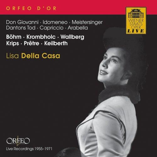 Mozart, Einem, Wagner & R. Strauss: Opera Arias de Lisa della Casa
