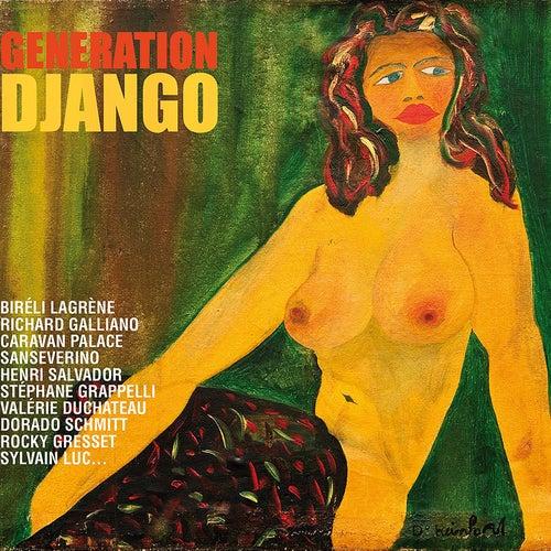 Generation Django de Various Artists