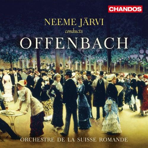 Offenbach: Overtures & Operetta Highlights de L'Orchestre de la Suisse Romande