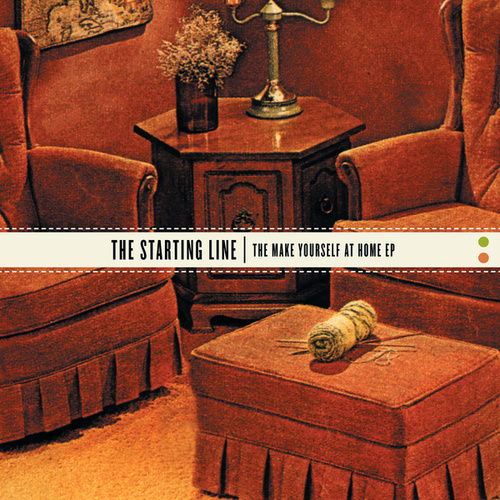 The Make Yourself At Home - EP de The Starting Line
