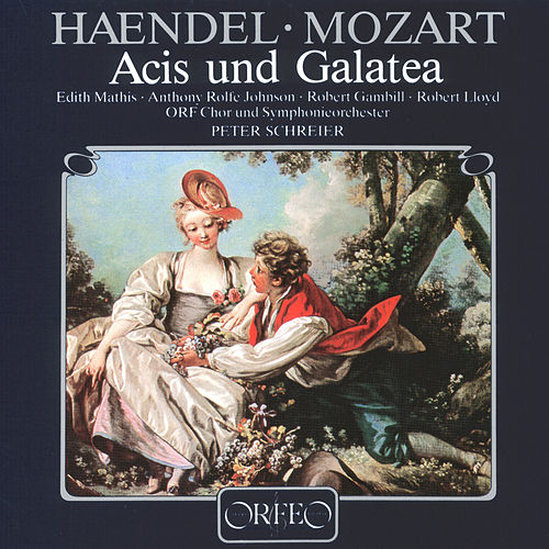 Mozart: Acis and Galatea de Edith Mathis