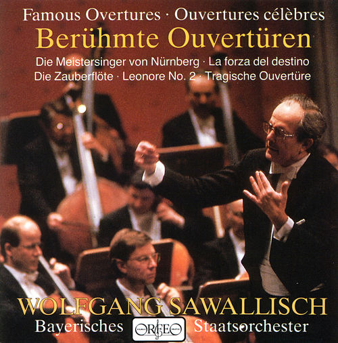 Beruhmte Ouvertüren de Bayerisches Staatsorchester