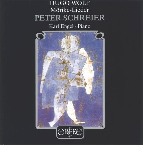Wolf: Mörike-Lieder von Peter Schreier