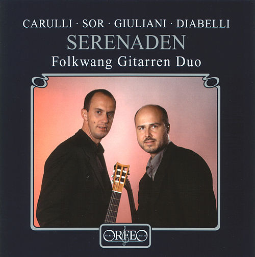 Serenaden by Folkwang Gitarren Duo