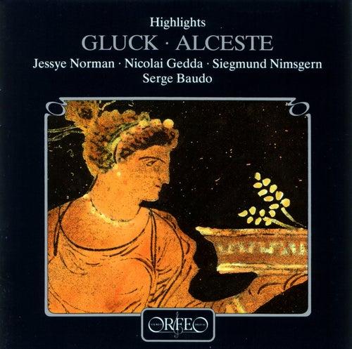 Gluck: Alceste (Highlights) by Jessye Norman