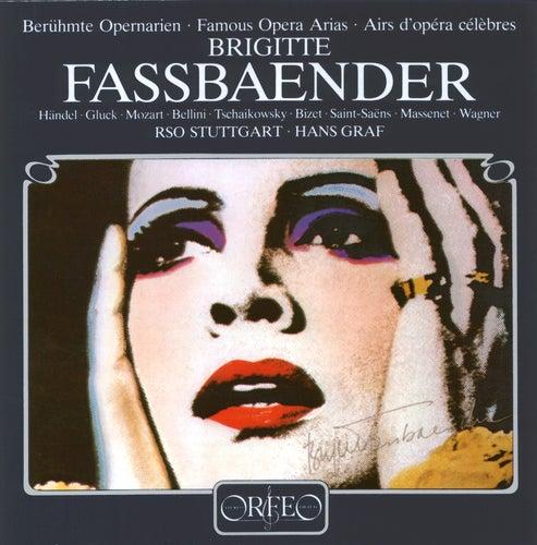 Famous Opera Arias von Brigitte Fassbaender