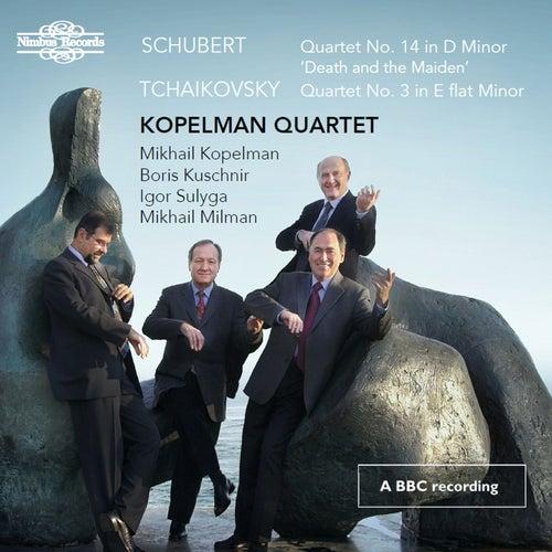 Schubert & Tchaikovsky: Works for String Quartet von Kopelman Quartet