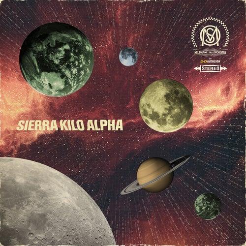 Sierra Kilo Alpha de Melbourne Ska Orchestra