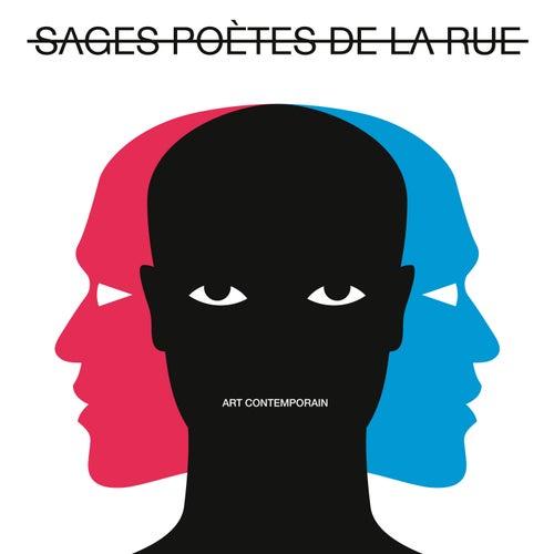 Art contemporain by Les Sages Poètes De La Rue