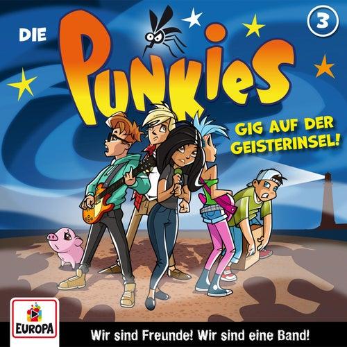 003/Gig auf der Geisterinsel von Die Punkies