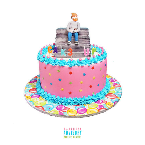 Cake Up de Aaron Cohen