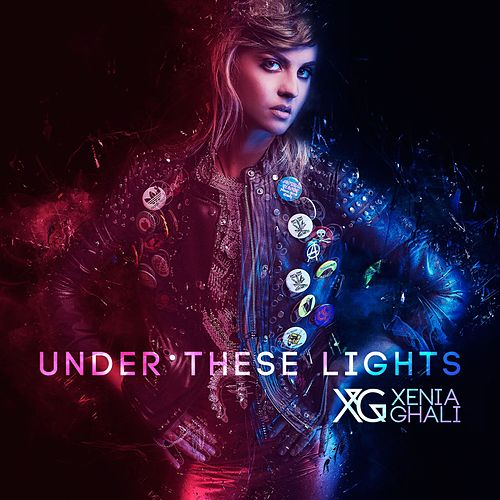 Under These Lights by Xenia Ghali