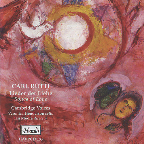 Rütti: Lieder der Liebe by Ian Moore