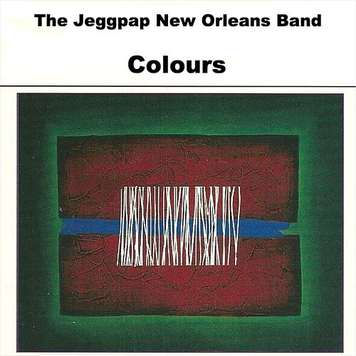 Colours de The Jeggpap New Orleans Band